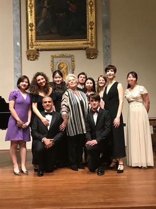 Scuola Apm: domenica 13 ottobre la Lezione - Concerto finale della Masterclass di Canto lirico