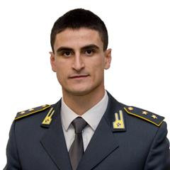Mario Moscardin è il nuovo comandante della Tenenza della Guardia di Finanza di Saluzzo