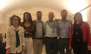 Presentata la nuova squadra del Calderoni bis: Demaria torna vicesindaco, Rosso subentra a Pignatta