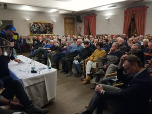 Mauro Calderoni si ricandida a sindaco per le prossime elezioni comunali