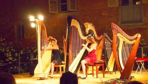 Al via dal 31 agosto il Concorso e Festival Internazionale Suoni d'Arpa