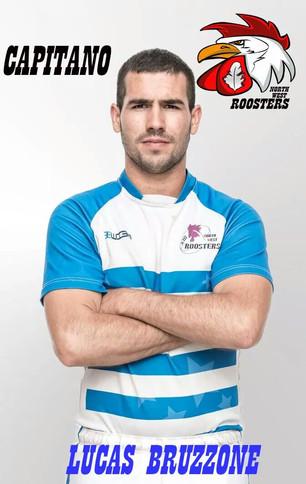Rugby: Lucas Bruzzone è il nuovo capitano dei Roosters