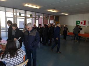 Primarie Pd: 28 seggi in Granda, vince Zingaretti con 76% dei consensi