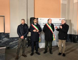 Treno Saluzzo-Savigliano: si riparte il 7 gennaio con 16 corse al giorno