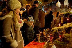 Natale a Saluzzo: sabato 8 dicembre apre il Villaggio di Natale