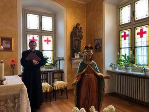 Madonna di Valmala: in Duomo fino al 7 maggio