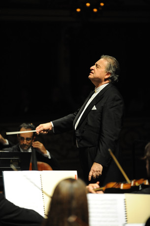 Donato Renzetti per il corso Obiettivo Orchestra dell'Apm