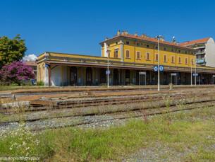 Quasi ultimati i lavori alla stazione ferroviaria saluzzese
