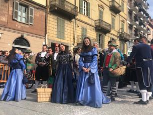 Carnevale delle 2 province: Nichelino primo classificato si aggiudica ben due premi