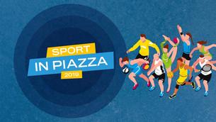 """Mercoledì 11 settembre a Saluzzo torna """"Sport in piazza"""""""