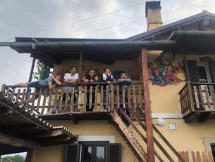 Partito il progetto di cohousing sociale della Caritas: i primi cinque giovani hanno iniziato la con