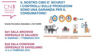 Giovedì della Salute all'Ospedale di Saluzzo e Savigliano: si parte il 31 gennaio