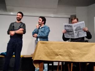 """Al Teatro del Marchesato da venerdì 15 marzo va in scena """"Papaveri"""" di Laura Sassone"""