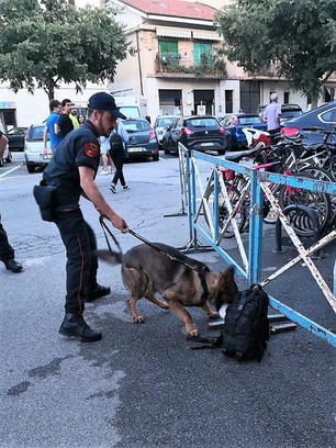 """Controlli straordinari dei Carabinieri di Saluzzo a """"C'è Fermento"""": denunce, sequestri di droga"""