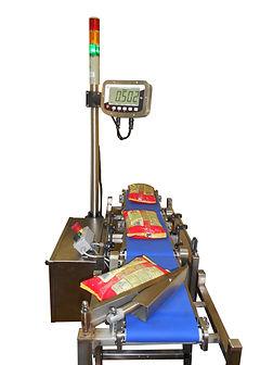 chequeador de peso en linea, pesaje continuo easy weigh