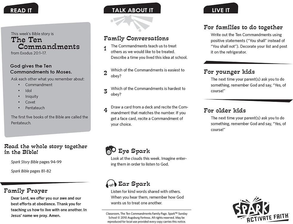 All-kids TheTenCommandments FamilyPage.j