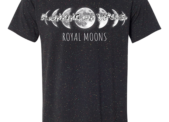 Royal Moons Galaxy Speckle T-Shirt