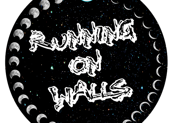 "Royal Moons 3"" Sticker"