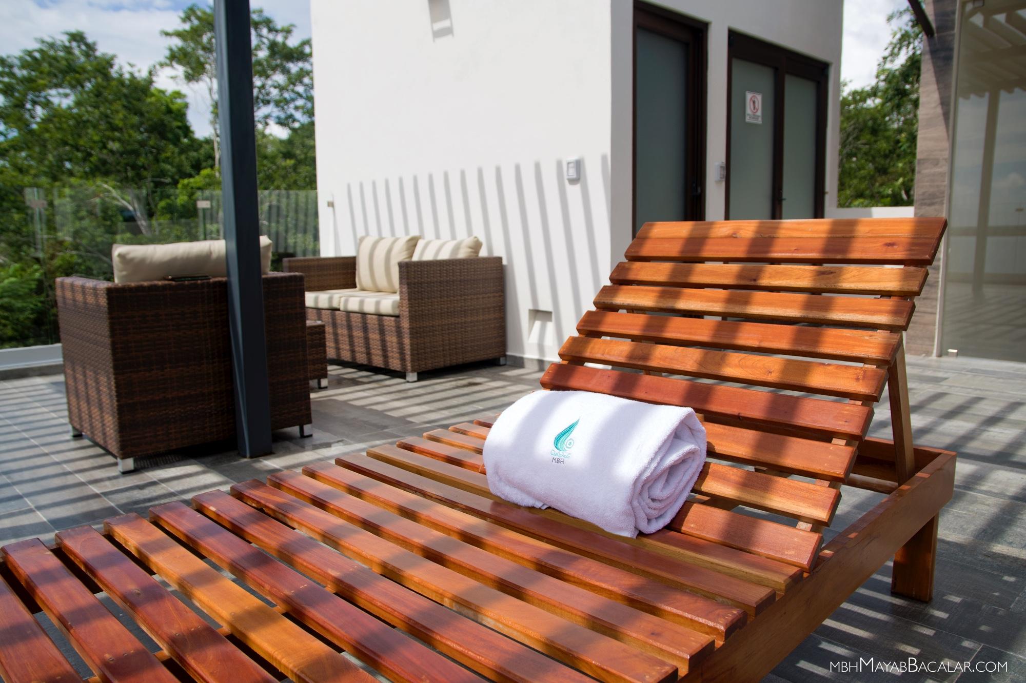 Roof Garden Bacalar