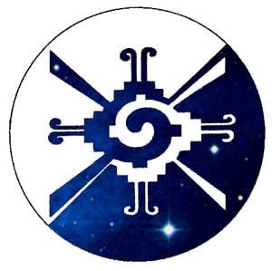 Hunab Ku, dador del movimiento y la medida.