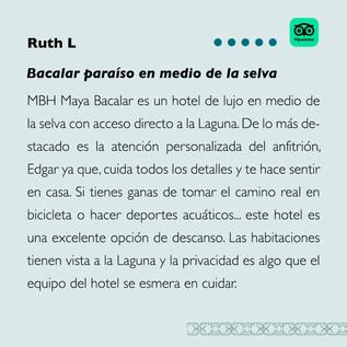 Ruth L. TripAdvisor