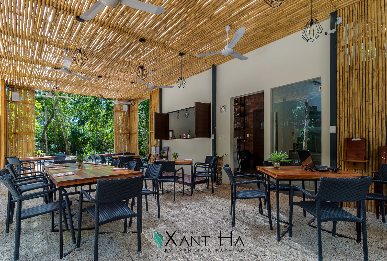 Restaurante Xant-ha