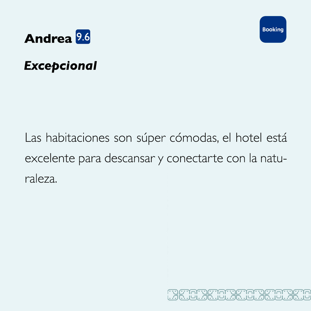 Andrea Booking