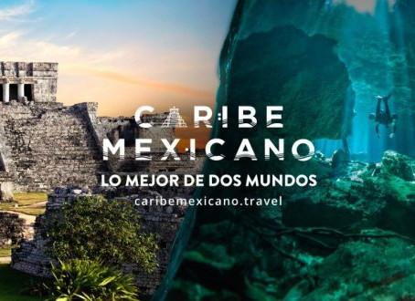 Caribe Mexicano - Lo mejor de 2 mundos
