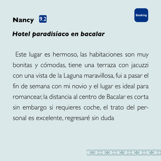Nancy Booking