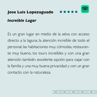 José Luis TripAdvisor