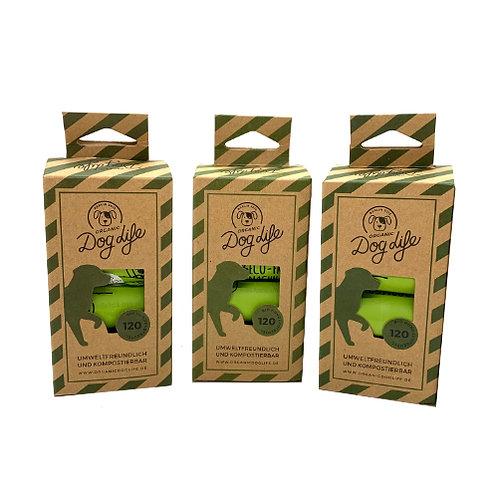 Unsere Boxen – Quadratisch, Praktisch, Grün