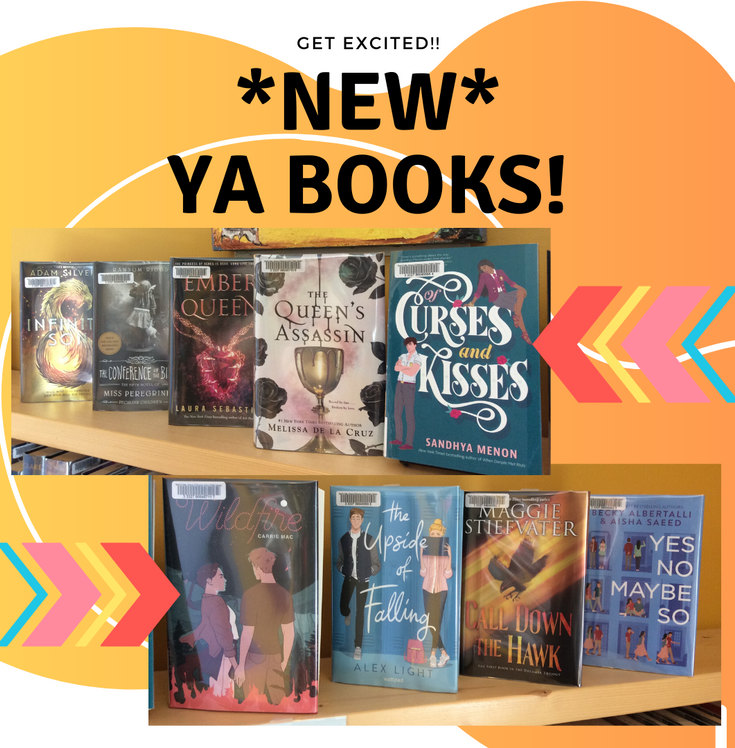New Young Adult Books!.png