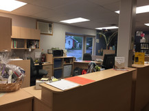 Office and Front Desk