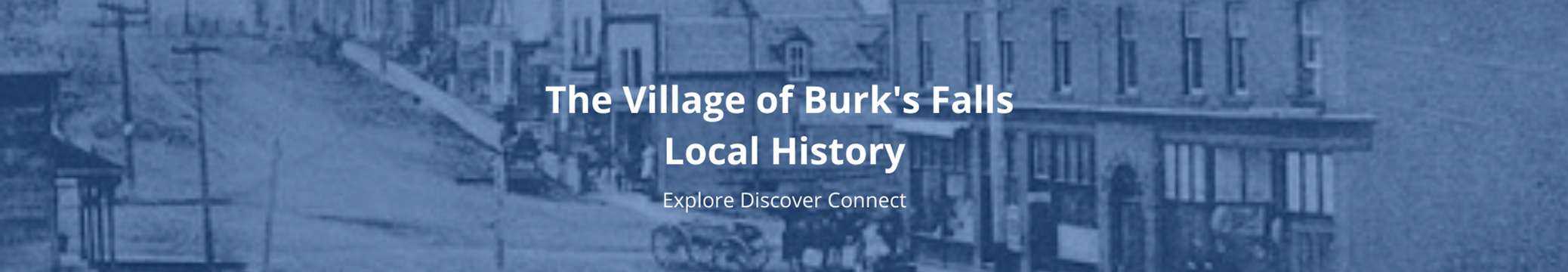 Copy of The Village of Burk's Falls Loca