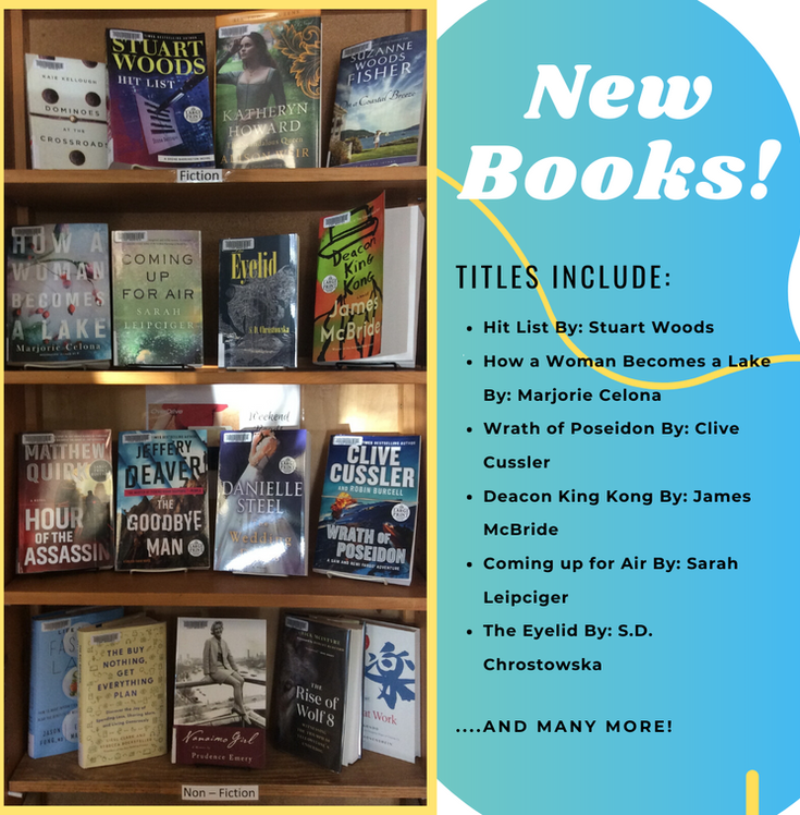 New Adult Fiction Books! .png