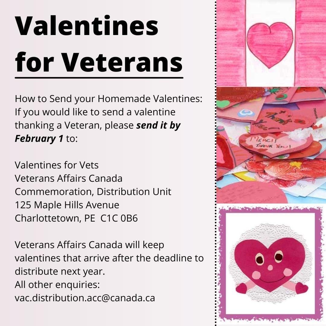 Sending your Valentines Homemade Valenti
