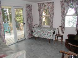 Cottage #6 Living Room