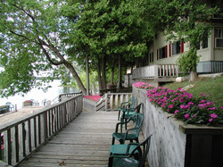 Cottage #5 Deck