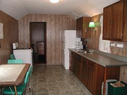Cottage #9 Kitchen