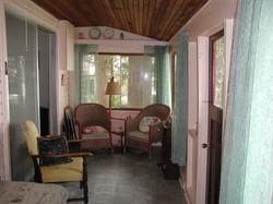 Cottage #10 Sun Porch