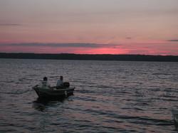 Redwing Sunsets