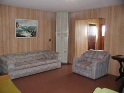 Cottage #8 Living Room