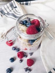 Berry & Chia Yogurt Parfait