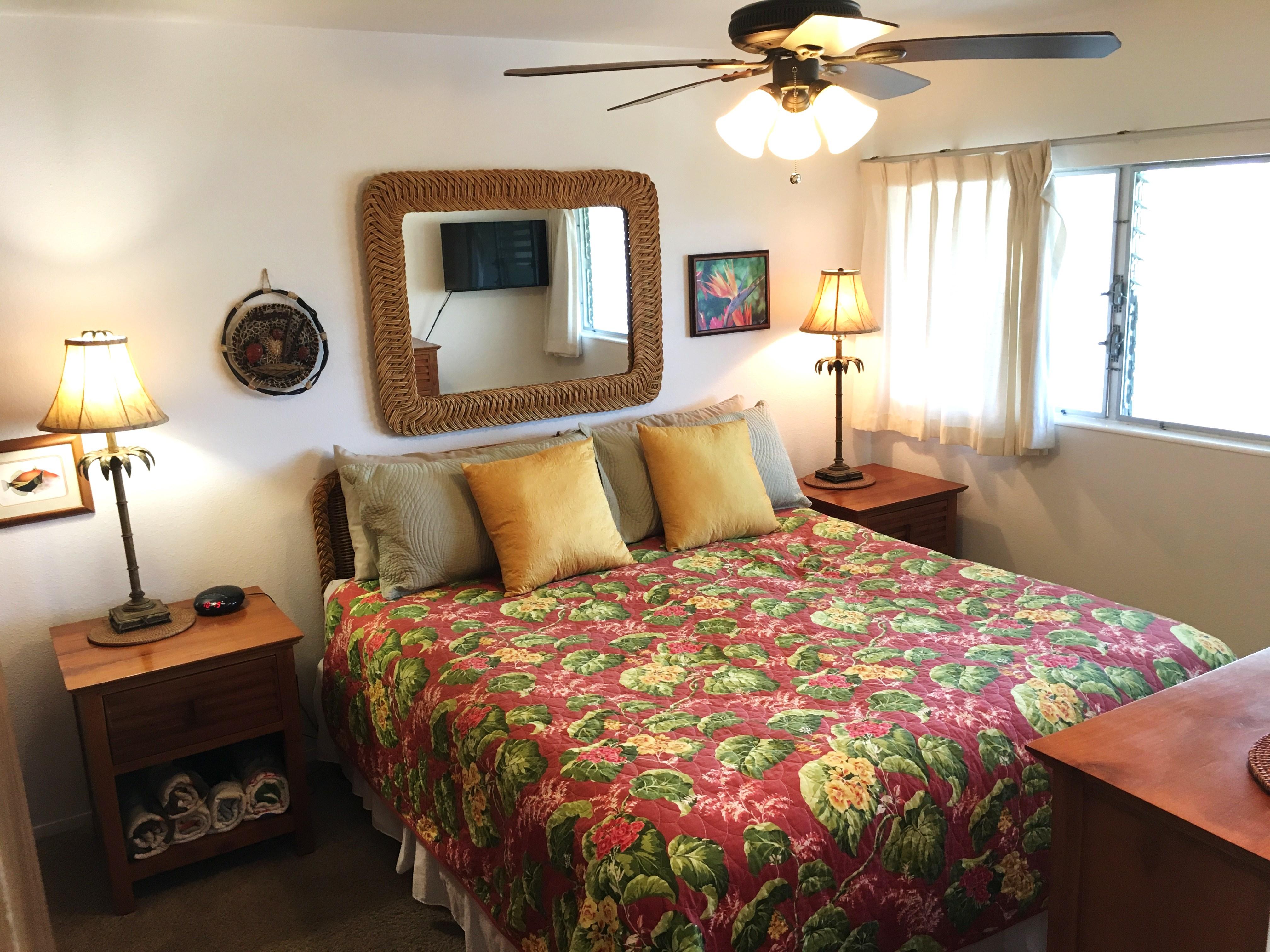 Wailua Bay 305 Bedroom