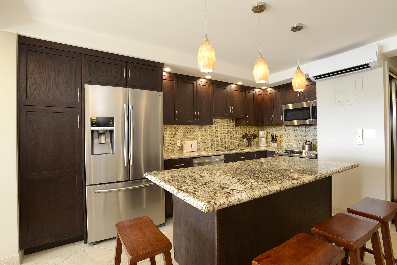 Dining/Kitchen - Condo 614A, 614C