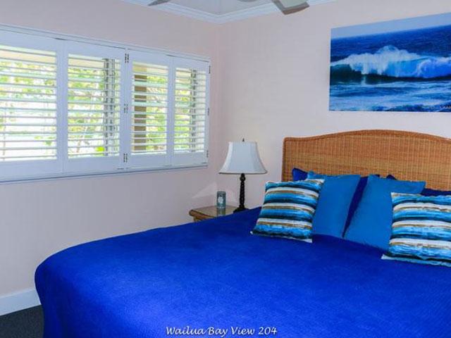 Bedroom - Condo 204
