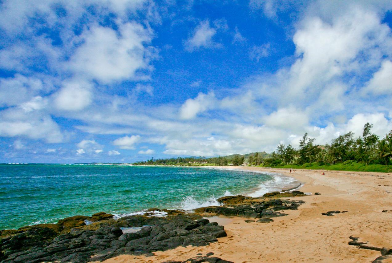 Wailua Bay & Beach
