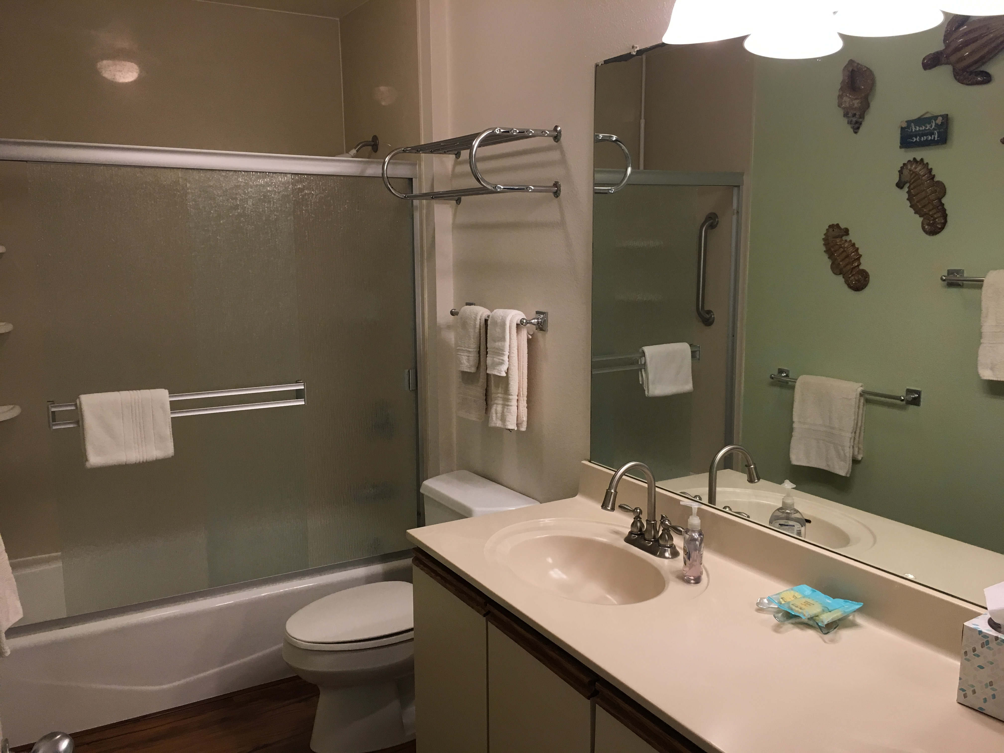 Bathroom - Condo 304