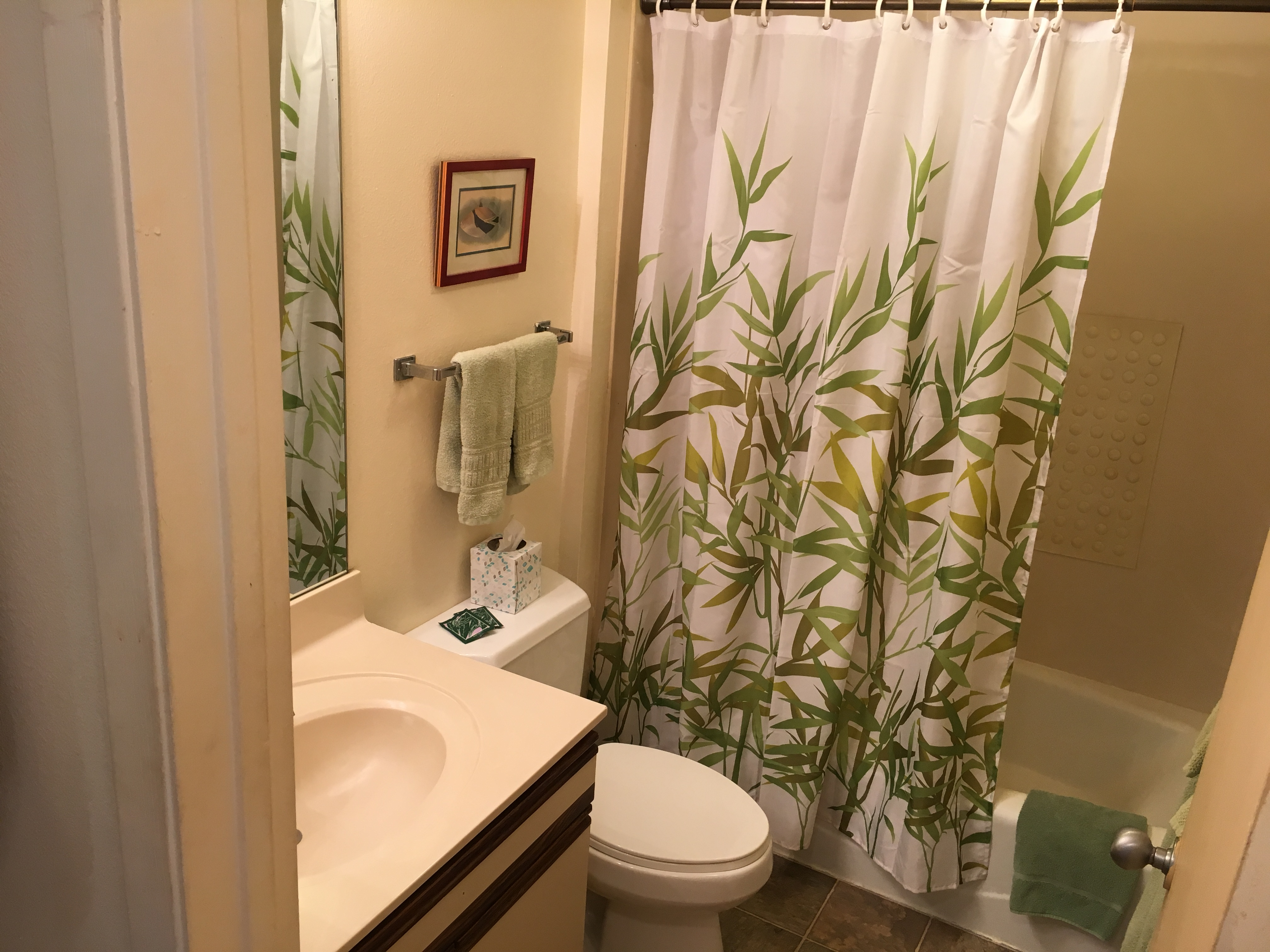Bathroom - Condo 113