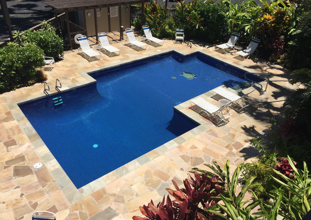 Beautiful Pool at Wailua Bay View